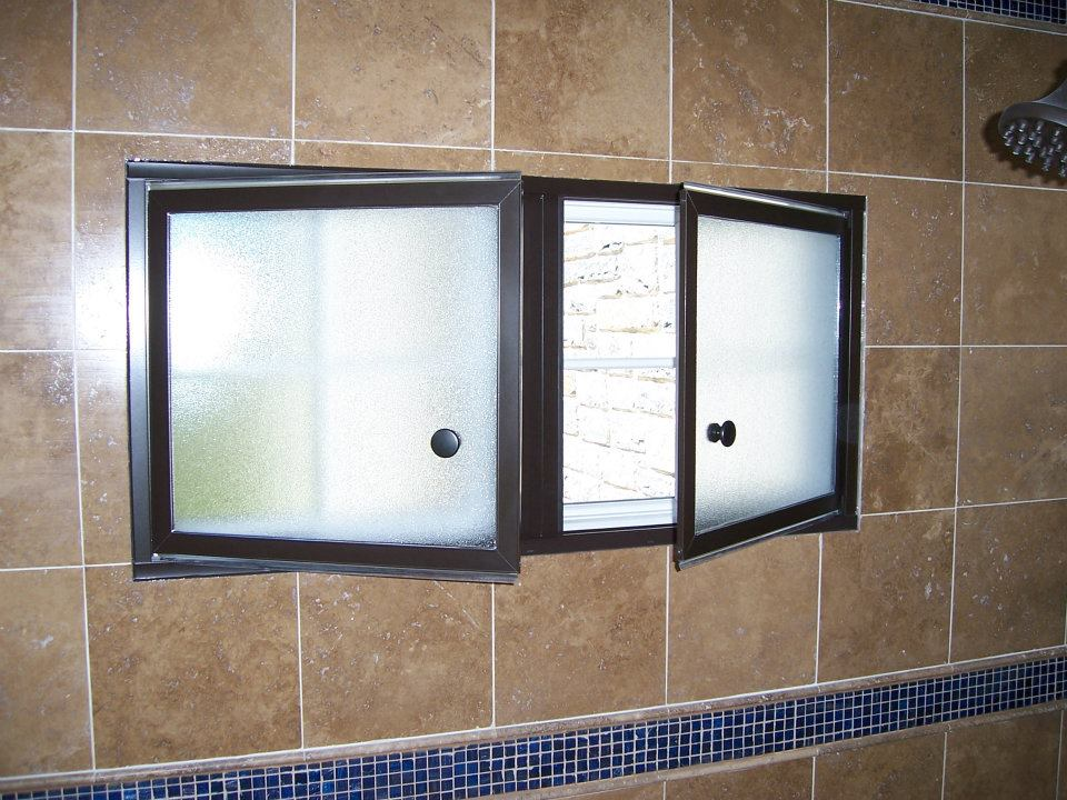 Glass - Shower Window Doors