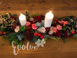 Christmas Floristry Workshops