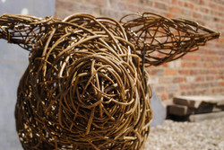 Alison Waling -Willow Sculpture