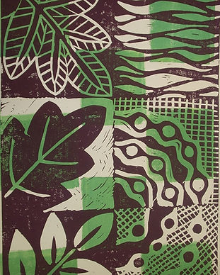 leaf art print -lino cut.JPG