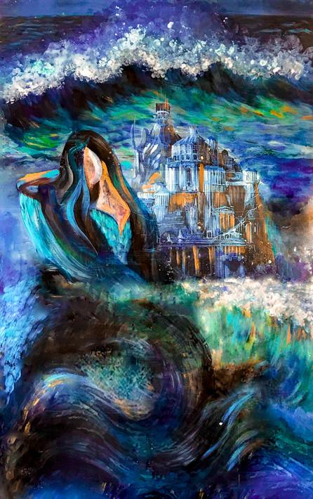 The Lady of Atlantis