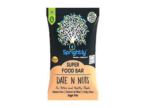 Date N Nuts Bar