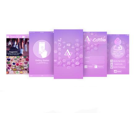 Cambio App Design