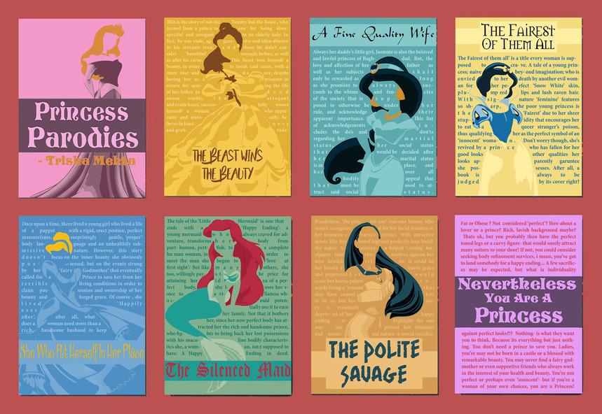 The Princess Parodies