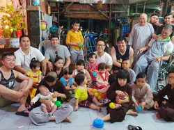 Imes Charity Work in Vietnam