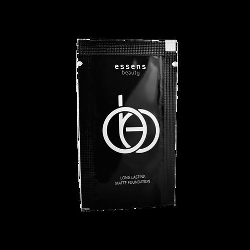 Пробник стойкой матирующей тональной основы - 04