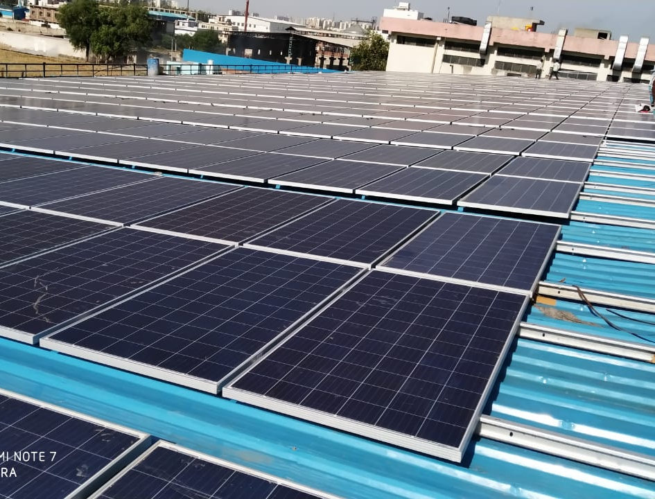 Solar For Industry