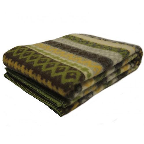 Одеяло из шерсти KLIPPAN SAULE(Латвия)