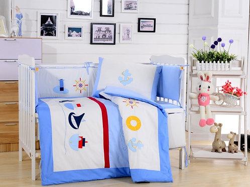 Детское белье в кроватку VALTERY (Китай)