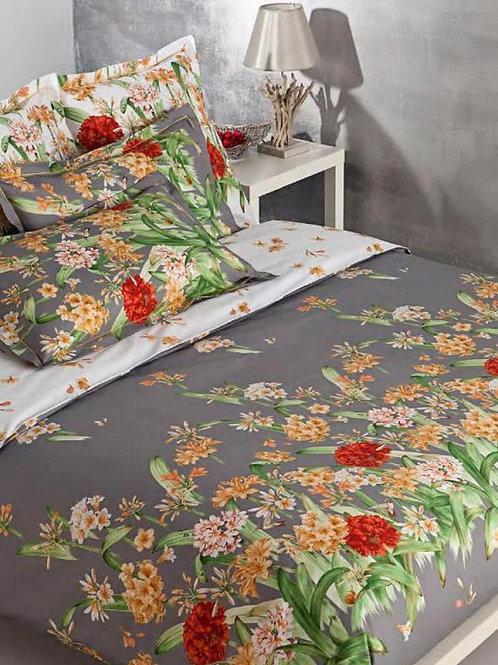 Постельное белье сатин MIRABELLO (Италия) Артикул: Кливия