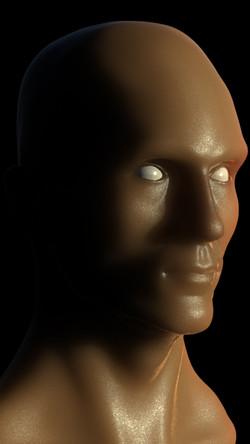 WIP - Self Portrait Sculpt