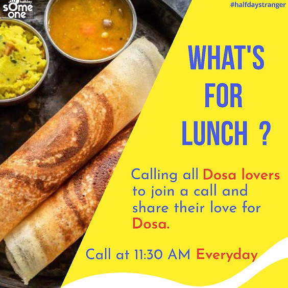 Dosa Lovers