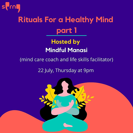 Hosted by - Mindful Manasi