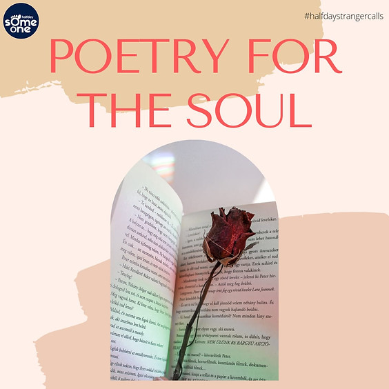 Poetry for the soul