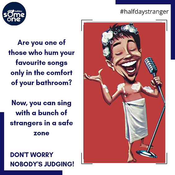 Bathroom Singers - Your favourite songs