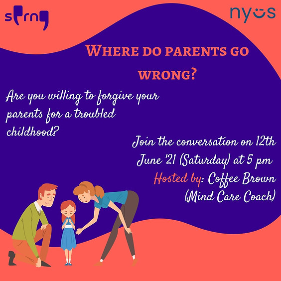 Can you undo the damage of bad parenting and bring about a better future for us?