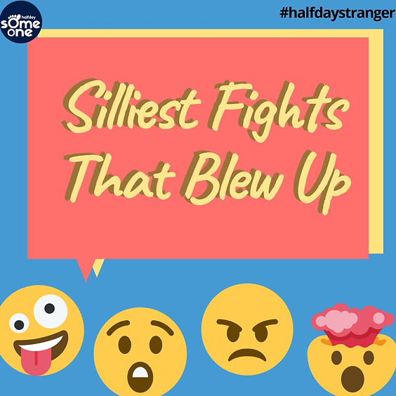 Silliest fights that blew up