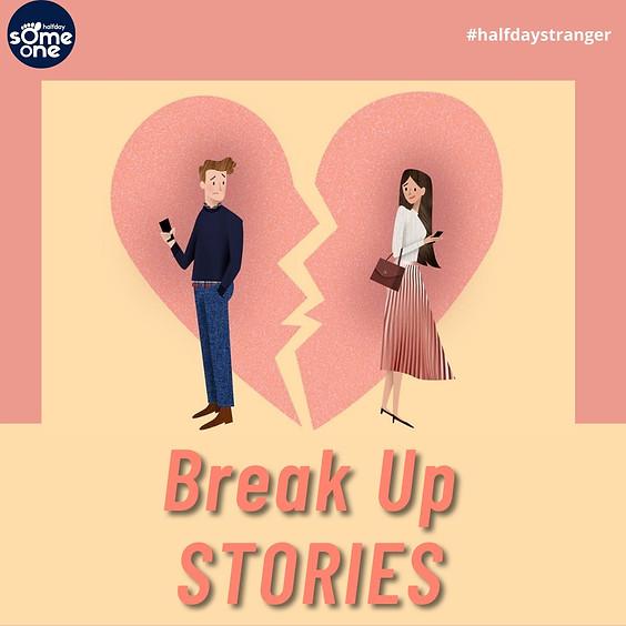 Breakup stories