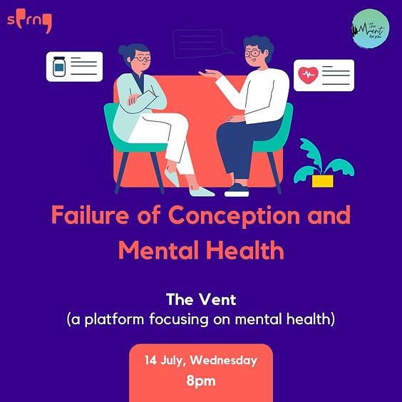 Failure of Conception & Mental Health