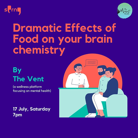 Dramatic Effects of Food on your brain chemistry