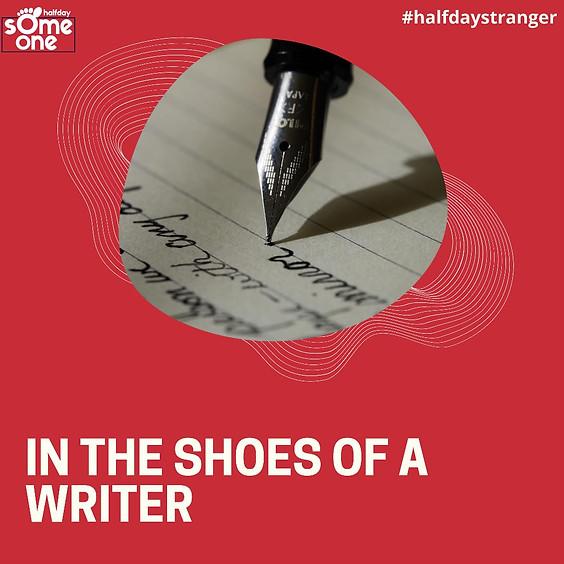 In the Shoes of Creative Writer - Nisha Joshi