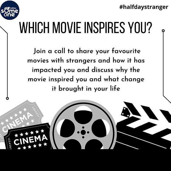 Which movie Inspired you