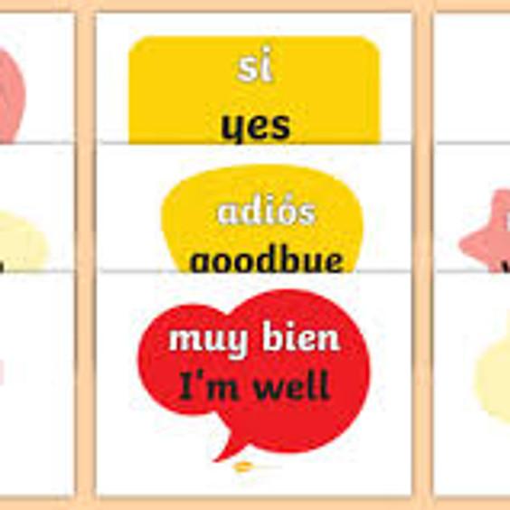 Learn Spanish in 60 mins!
