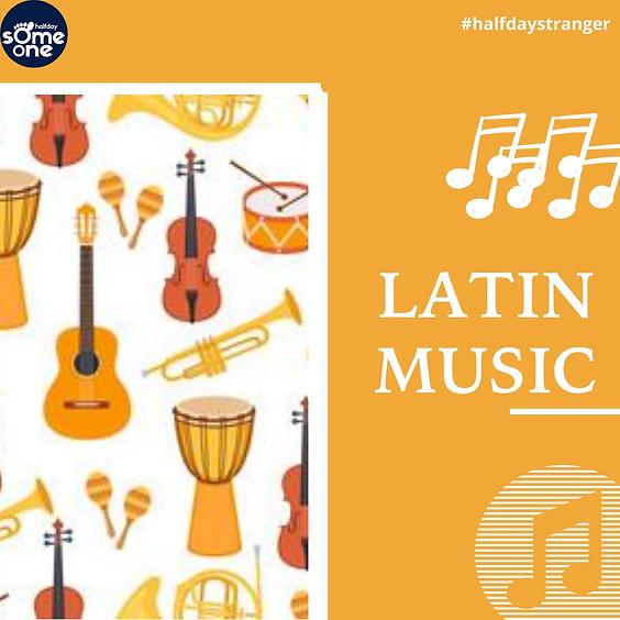Music - international Latin singers