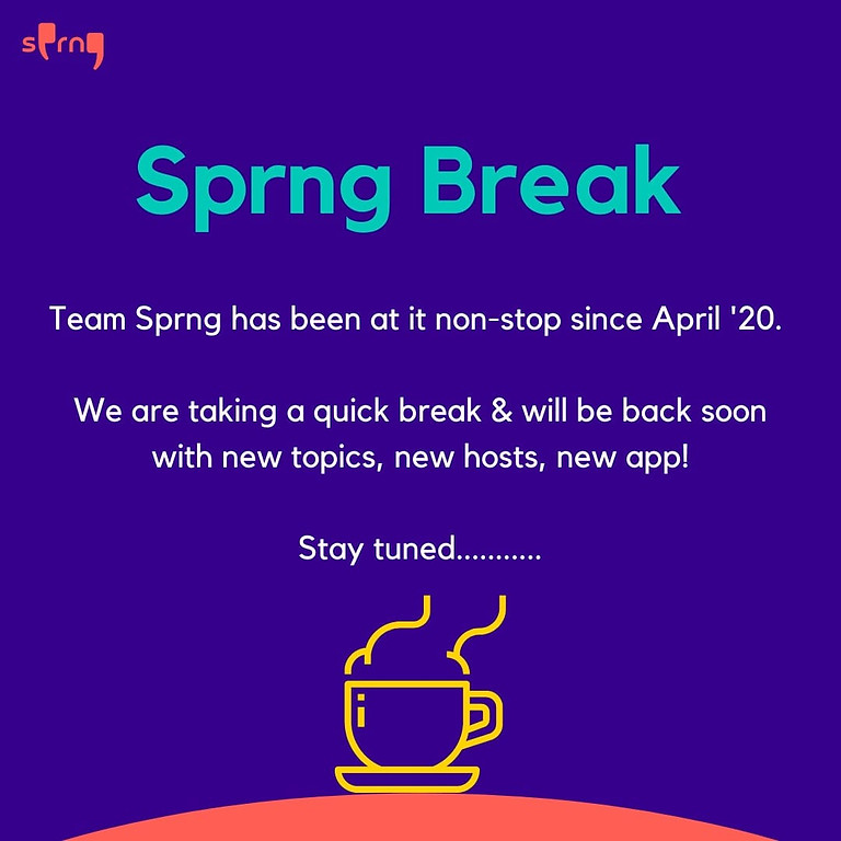 We will be back soon Stay tuned!