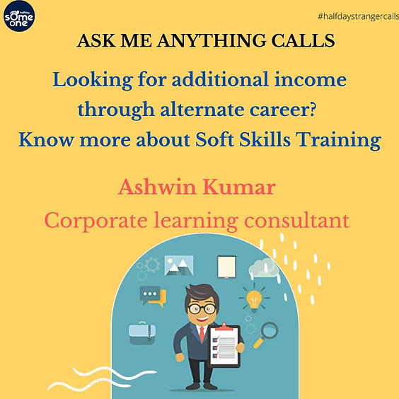 Looking for additional income through alternate career? Know more about professional soft skills trainer