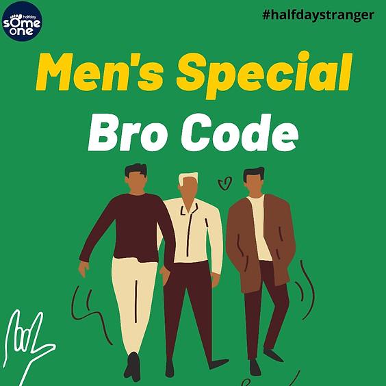 Bro Code - Mens Special