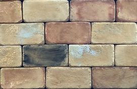 Old Chicago Brick color.  4X8 bricl size.  Thin brick for use on floors and walls.