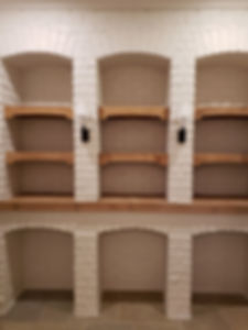 PortStone Brick Wine Cellar