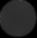 Badge Cercle noir
