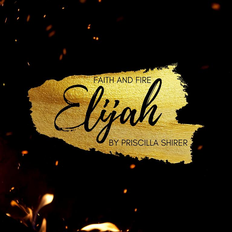 Women's Bible Study: Elijah