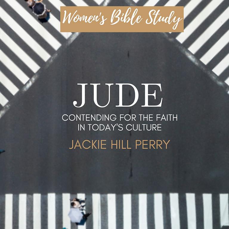 Women's Bible Study: Jude