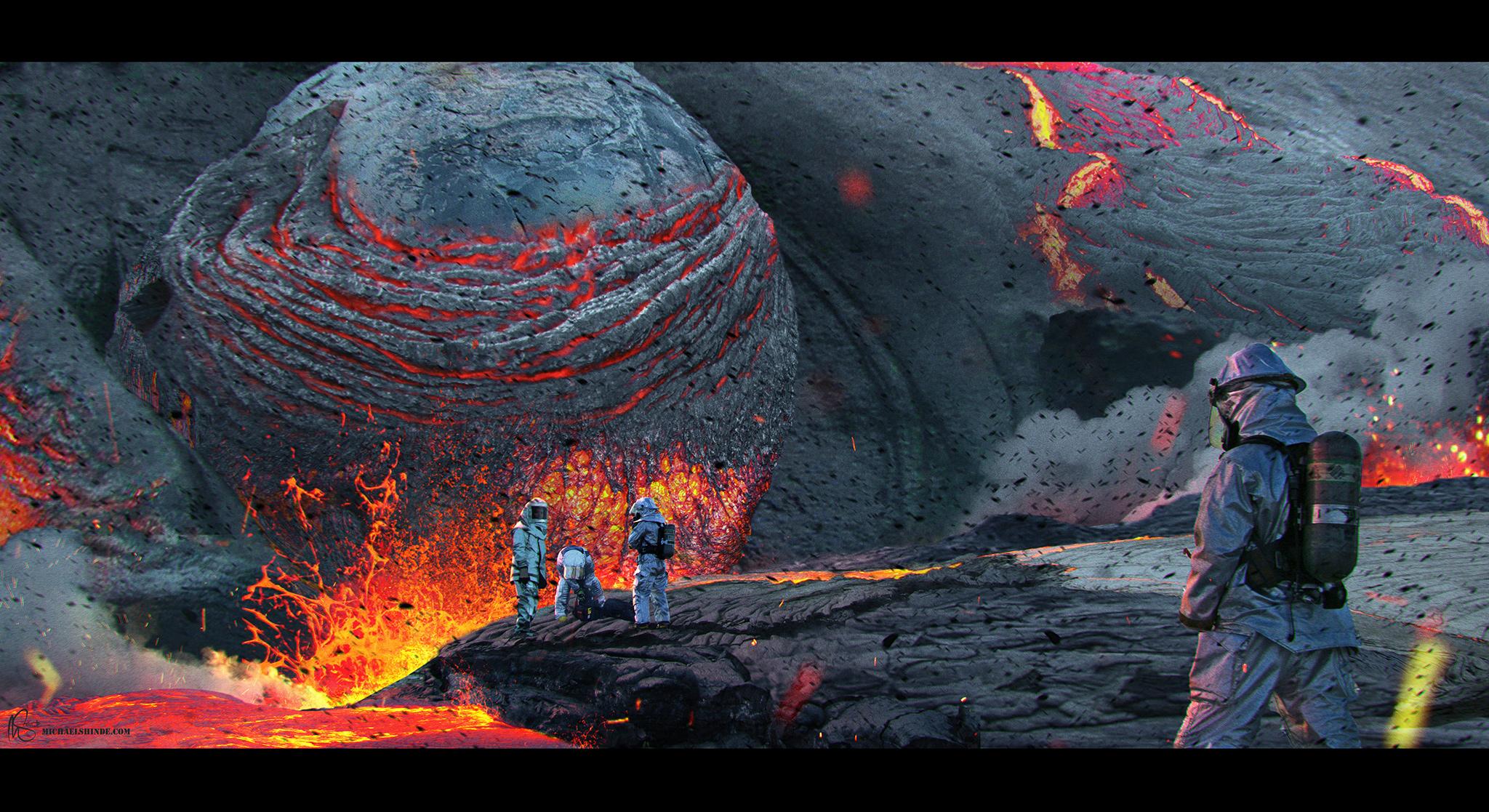 Ball of Lava