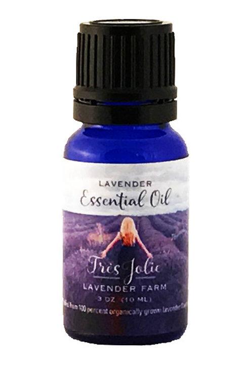 Pure Lavender Essential Oil 10 ml