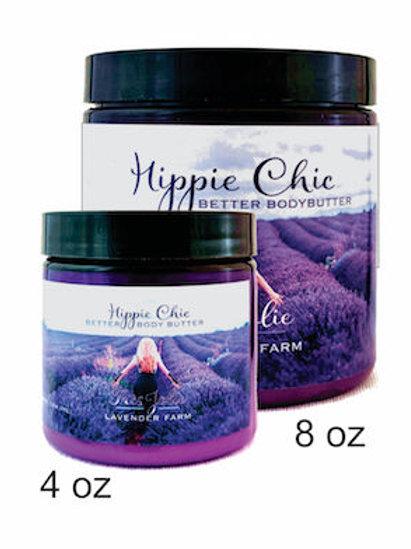 Hippie Chic Better Body Butter 8 oz (236.6 ml)