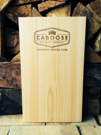 Caboose 20 cm plank