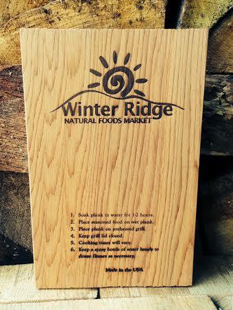Winter Ridge (portrait)