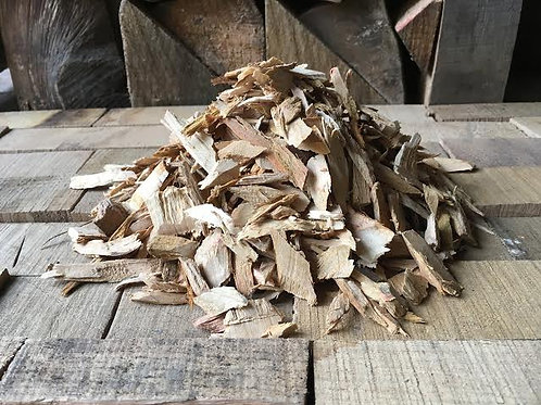 600g Oak Smoking Chips