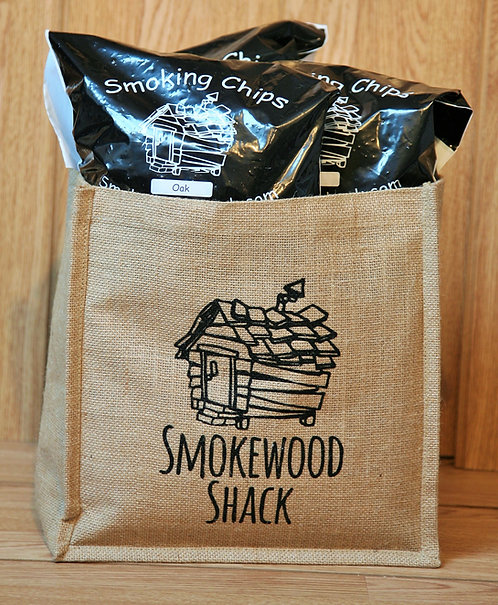 BBQ Smoking Wood Chip Collection