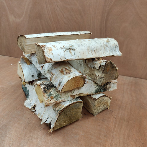 Silver Birch Logs