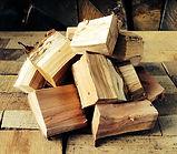 BBQ Smoking Wood Chunks