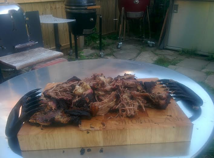 Smokey Pulled Beef