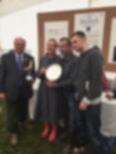 We won Norfolk Hero Food and Drink Awards 2015