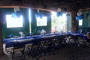 Moniques Party Venue Table layouts