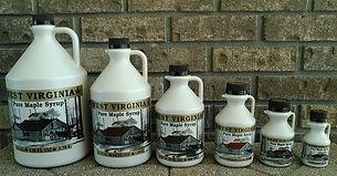 M&S Maple Syrup Line of Bottles.jpg
