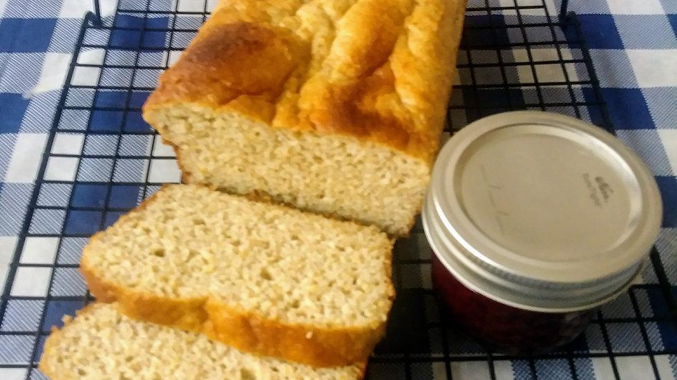 Soft Keto Sandwich bread